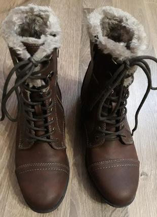 Новые класные ботинки plato