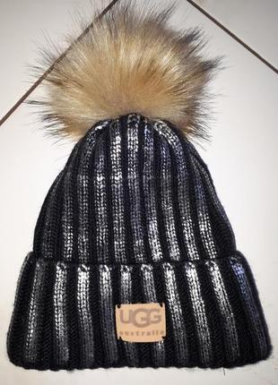 Тёплая шапка