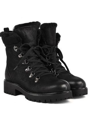 1110ц женские ботинки lady marcia,на шнурке,на низком ходу,на толстой подошве,на каблуке