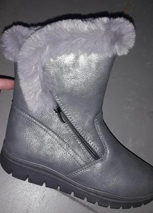 36-41 женские угги ботинки зима жіночі теплі на меху качество люкс подошва резина