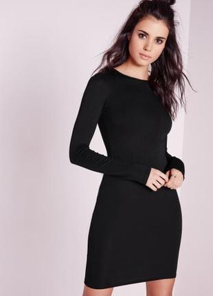 Базовое платье по фигуре