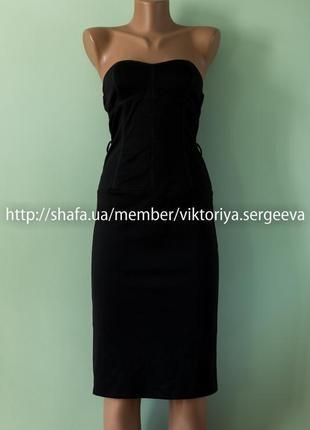 Большой выбор платьев - красивое стильное платье миди