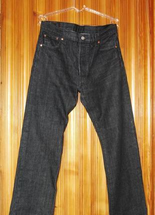 Levi strauss - оригинальные мужские джинсы, размер w36 l30 недорого