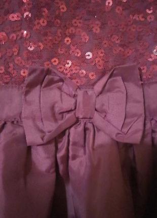 Праздничное нарядное вечернее платье bluezoo5