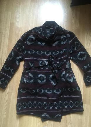 Пальто next розмір s-m