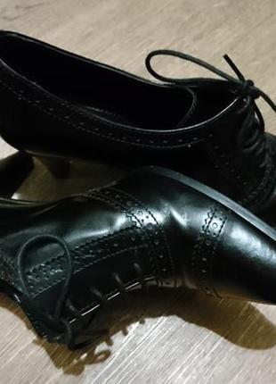 Balenciaga ботильоны туфли кожа