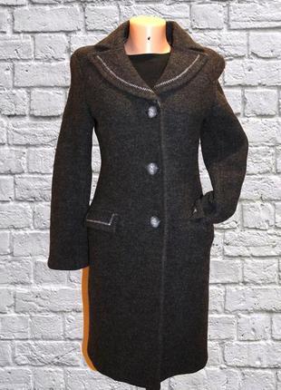 Пальто.италия. премиум бренда stefanel