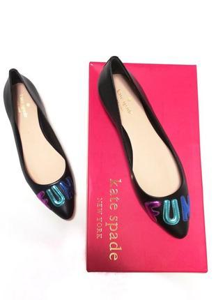 Кожаные туфли kate spade ( оригинал из сша 🇺🇸)