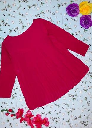 Стильная оригинальная блуза marks&spencer, размер 52-54, большой размер