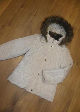 Куртка george демисезонная