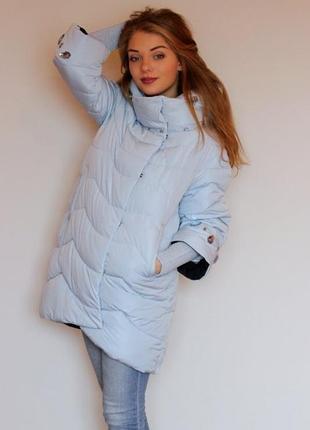 Зимняя куртка hailuozi