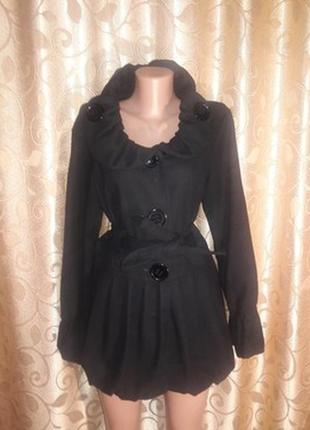 Женское демисезонное пальто jo thirty