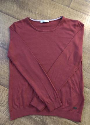 Красивая кофточка/базовый свитерок esprit