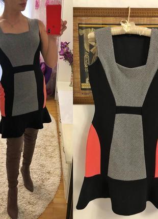 Новое платье river island размер м