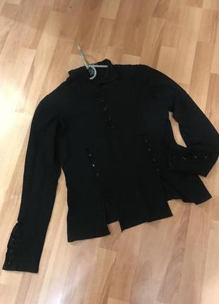 Тёплая кофточка свитер франция