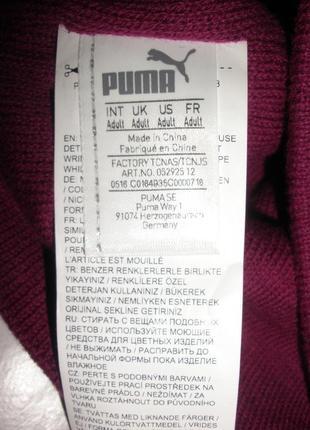 Двойная спортивная шапочка puma2 фото