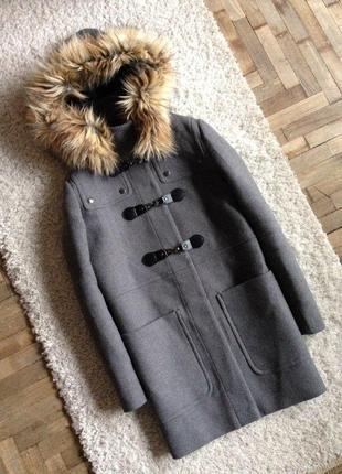 Пальто-дафлкот f&f