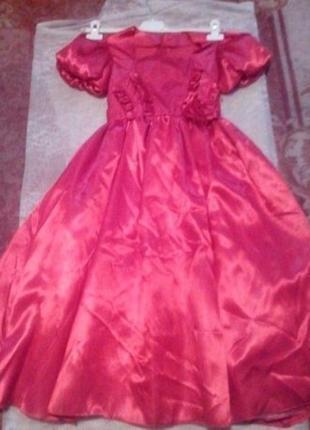 Красивое платье к празднику