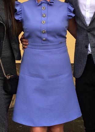 Шикарна сукня плаття платье миди міді турция