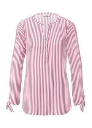 Блузка рубашка tcm tchibo