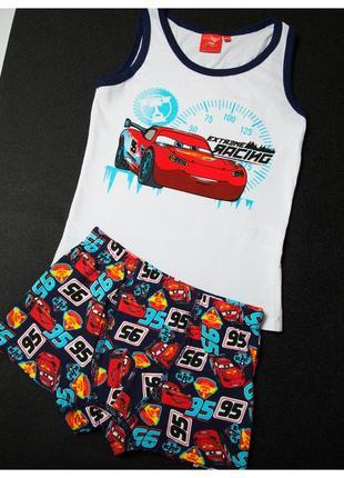 Пижама для мальчика шорты и майка