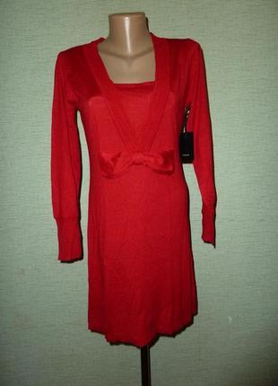 Платье, туника yuka (франция), р t3 (m-l)