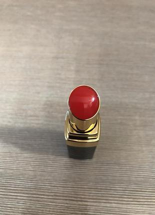 Новая красная помада chanel
