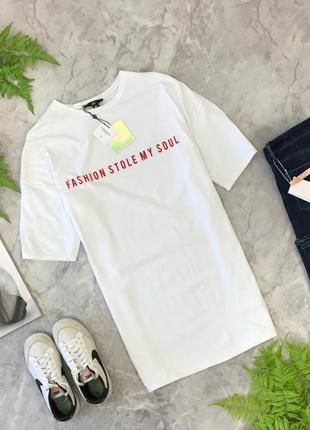 Стильная футболка с надписью  ts1849098 missguided