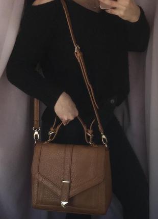 Стильная вместительная сумка maddison