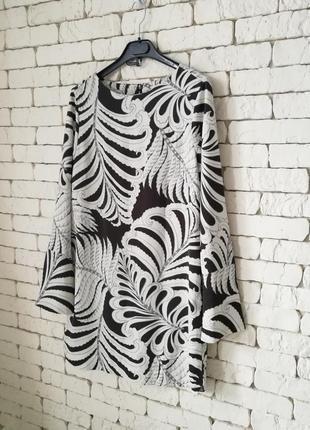 🎄платье миди прямого кроя 🎄 платье h&m