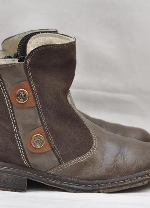 Ботинки зимние, rieker 41p.