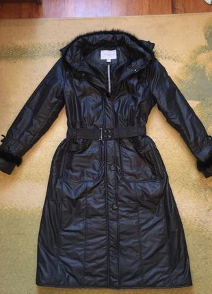 Пальто евро зима 50-52 куртка