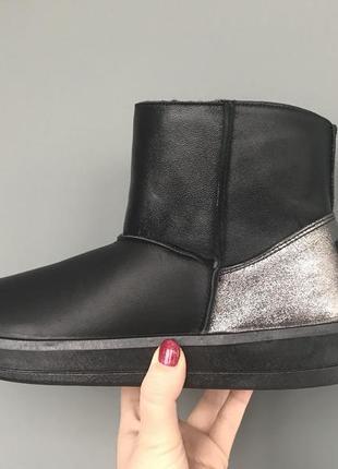 Зимние полусапожки, ботинки, угги, валенки, натуральная замша, все размеры {36-40}