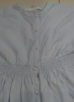 Летнее платье от zara3