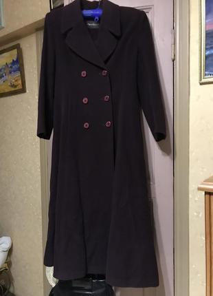 Пальто осень-зима шерсть польша1 фото