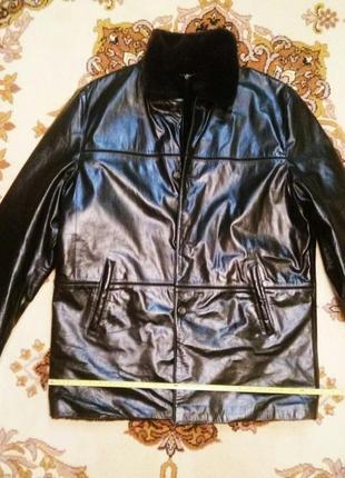 Дубленка (куртка на меху)