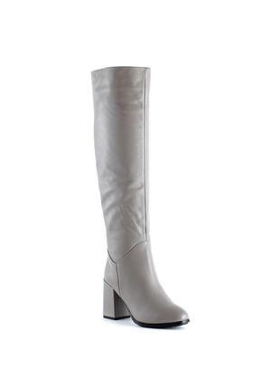 1058ц женские сапоги wit mooni,кожаные,на каблуке,на удобном каблуке,на толстом каблуке