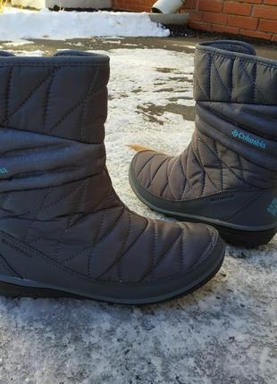 Зимние ботинки columbia heavenly omni-heat
