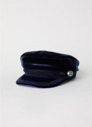 Новая фуражка кепка нм р.l/56-58
