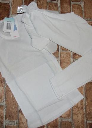 Термобелье комплекты 7-14лет штаны и футболка alive новые