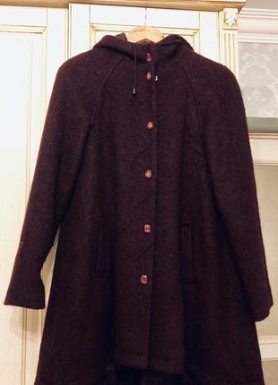Лёгкое и тёплое пальто от topshop