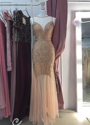 Вечернее выпускное коктейльные роскошное платье премиум коллекции missguided asos boohoo