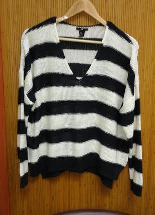 Пуловер h&m женский1 фото