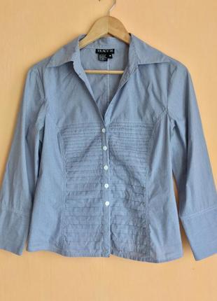Сорочка/рубашка в полоску tracy m. usa