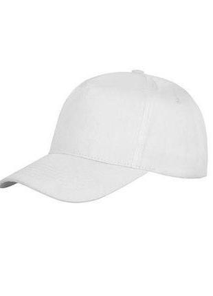 Кепка белоснежная новая белая бейсболка летняя кепочка