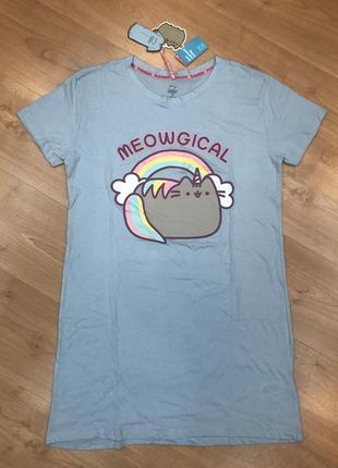 Мега-модная ночная сорочка pusheen😍