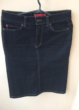 Angels италия юбка джинсовая 34р
