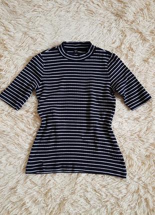 Кофточка свитерок в полоску uniqlo