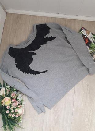 Модный свитшот размер с vero moda