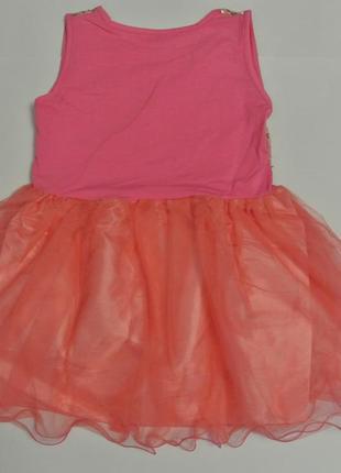12-38 нарядное детское платье на выпускной праздник утренник фотосессию 122 128 1343 фото